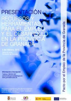 cartel_granadaempleoII_recursos