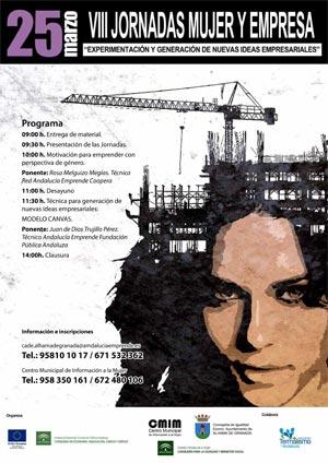 2015_Cartel_VIII_Jornadas_Mujer_Empresa_WEB
