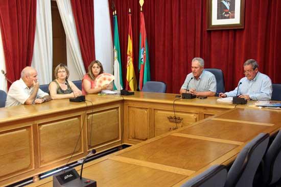 Momento de la consulta ciudadana en julio de 2014
