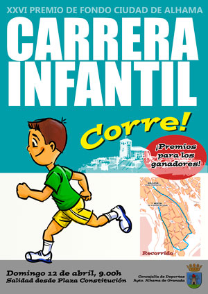 Cartel_carrera_infantil_2015