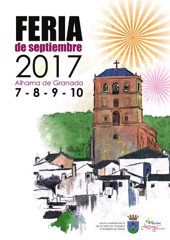 7 8 9 Y 10 De Septiembre Feria De Septiembre 2017 Alhama De Granada